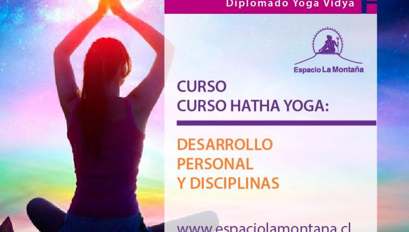 """CURSO Hatha Yoga:  """"Desarrollo Personal  y Disciplinas»"""