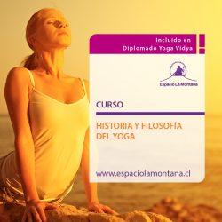 CURSO Historia y Filosofía del Yoga