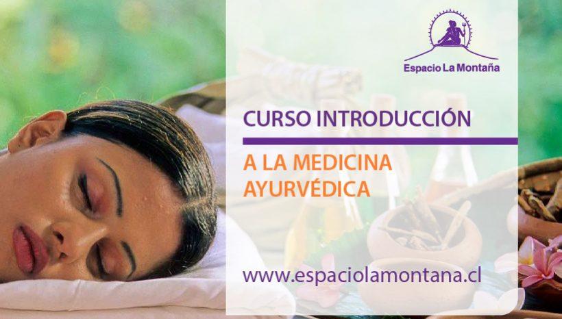 CURSO Introducción  a la Medicina Ayurvédica