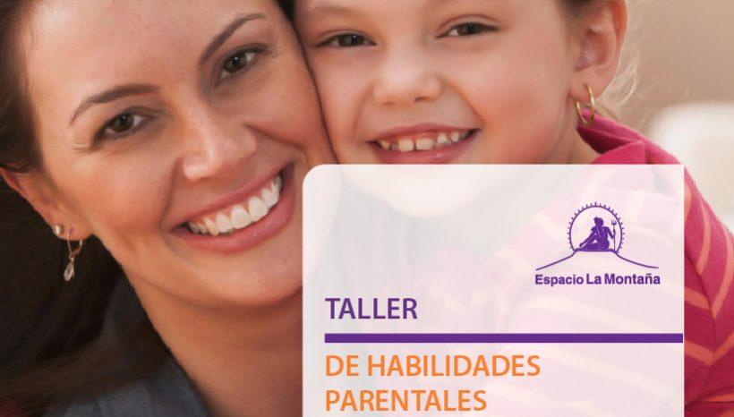 NUEVO CURSO DE HABILIDADES PARENTALES EN ESPACIO LA MONTAÑA